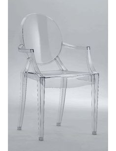 luois style ghost chair $78