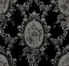 Explore Victorian Gothic Wallpaper Patterns on WallpaperSafari Victorian Wallpaper, Damask Wallpaper, Wall Wallpaper, Pattern Wallpaper, Wallpaper Backgrounds, Wallpapers, Wallpaper Paste, Wallpaper Pictures, Purple Wallpaper
