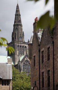 Box Canvas Print (other products available) - Spire of St. Mungo& Cathedral, Glasgow, Scotland, United Kingdom, Europe - Image supplied by WorldInPrint - inch Box Canvas Print made in the UK Glasgow Cathedral, Barcelona Cathedral, Poster Prints, Framed Prints, Canvas Prints, Religious Architecture, Glasgow Scotland, Photo Mugs, United Kingdom