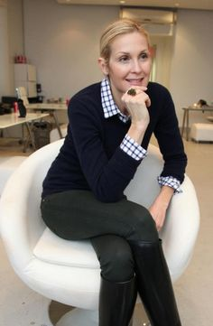 Great look for me. Love Her Style, Looks Style, Kelly Rutherford Style, Fall Winter Outfits, Winter Fashion, London Outfit, Gossip Girl Fashion, Classic Outfits, Preppy Style