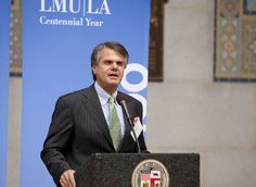 City of Los Angeles Honors LMU  http://newsroom.lmu.edu/newsroompressreleases/City_of_Los_Angeles_Honors_LMU.htm?DateTime=634550713800000000=View