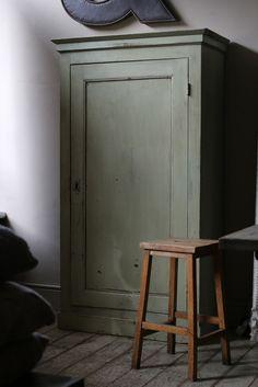 French Bonnetiere Cupboard