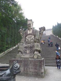 Visited Fengdu Ghost City, Chongqing, China 中国重庆丰都鬼城