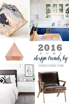 2016 Home Design Trends, Delineateyourdwelling.com