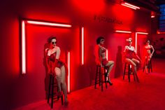 Dedicated to the design & production of fashion shows and special projects worldwide Boutique Interior, Cabaret, Bureau Betak, Corporate Event Design, Instalation Art, Afrique Art, Club Design, Red Aesthetic, Stage Design