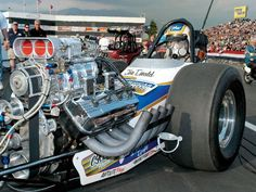 top fuel dragster engine mount