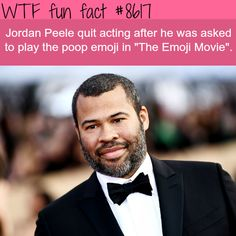 Why Jordan Peele quit acting - WTF fun facts