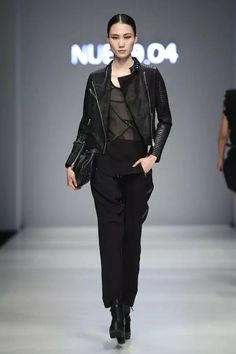 Défilé Fashion Week Shenzhen FW1516