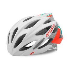 Giro Sonnet Mips  Matte White/Turquoise/Vermillion (Auslaufware 2017) | Fahrradhelme | Helme & Protektoren | Ausrüstung