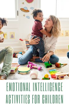 Emotional intelligence activities parenting raising happy kids social and e Preschool Learning Activities, Play Based Learning, Preschool Lessons, Parenting Articles, Parenting Hacks, Ma In Education, New School University, Leadership Skill, Inspired Learning