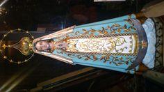 Virgen en La Catedral de Buenos Aires