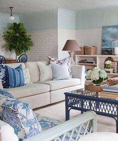 living room by Samantha Pynn
