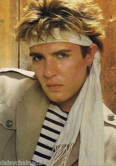 Simon Le Bon Duran Duran Poster   eBay