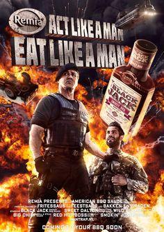 Afbeeldingsresultaat voor eat like a man remia