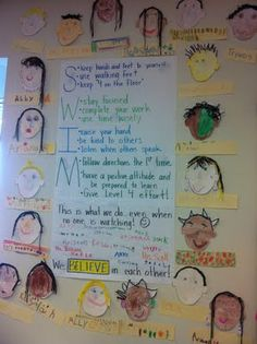 Classroom Promise  Show safely, Work responsibly, Impress with respect, Meet high expectations