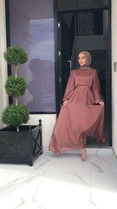 Muslim Evening Dresses, Hijab Evening Dress, Hijab Dress Party, Muslim Dress, Dresses For Hijab, Hijabi Gowns, Dress Muslimah, Hijab Wedding Dresses, Hijab Outfit
