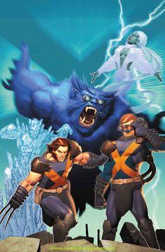 X-Men: Millennial Visions 2001 by Ariel Olivetti