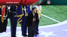 Luke Bryan's Super Bowl LI National Anthem | NFL  What an amazing job Luke Bryan you did our National Anthem justice, just beautiful, you brought tears to my eyes.