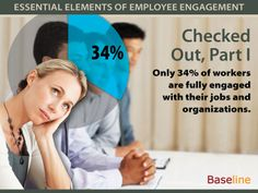 Problems with engaging your employees? Checked Out, Part I