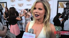 @Crystal_Hunt talks Periscoping at the Premiere of Magic Mike XXL Red Carpet #MagicMikeXXL #ComeAgain