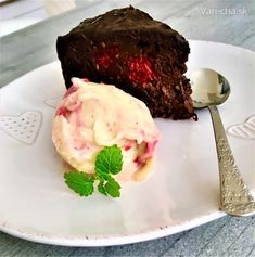 Skvelá ovocná torta bez múky, cukru a vajíčok - recept   Varecha.sk Meatloaf, Cheesecake, Beef, Treats, Food, Meat, Sweet Like Candy, Goodies, Cheesecakes