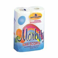 Carta igienica 6 rotoli Morbity