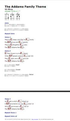 Ukulele Tabs Songs, Ukulele Fingerpicking Songs, Ukulele Songs Beginner, Cool Ukulele, Guitar Chords For Songs, Music Chords, Uke Tabs, Ukulele Cords, Pentatonix