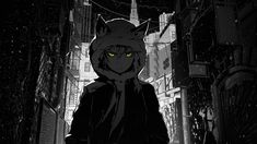 dark anime 4K