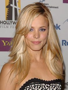 rachel mcadams hair - I love this color! One day I'll be bold enough to try it!