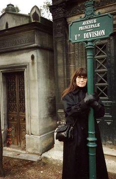 Anne Rice, Paris