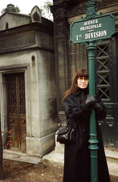 Anne Rice, Paris