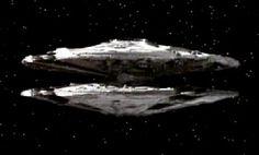 Old Cylon Basestar (Battlestar Galactica)