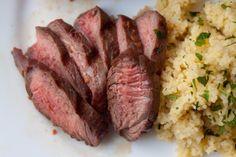 Soy Ginder Marinade for steak