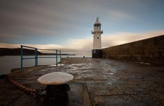 Mevagissey Light by whitetower5 on 500px