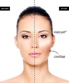 Lesson No. 4: Fix your face shape