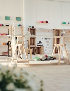 La Valentina, un taller de confección multiespacio | tránsito inicial