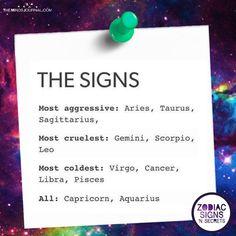 Most Aggressive, Cruelest, Coldest Signs - https://themindsjournal.com/aggressive-cruelest-coldest-signs/