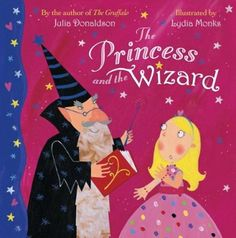 Guide a kids yoga class with this ready-to-go kids yoga class plan based on Julia Donaldson's Princess and the Wizard adapted by Cosmic Kids.
