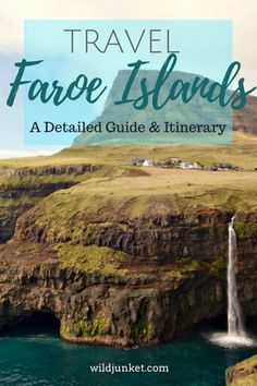 Space Guide Are you planning to travel Faroe Islands? Here's my complete Faroe Islands guide and itinerary, with the best places to visit, stay and eat. Backpacking Europe, Europe Travel Tips, European Travel, Travel Guides, Travel Destinations, Travelling Europe, Visit Denmark, Denmark Travel, Best Places To Travel