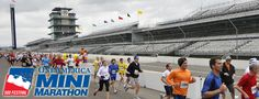 Bib number for the 2013 Indy Mini! The Indy 500 festival Mini-Marathon. You and others tour Indianapolis and do one lap around the Indianapolis Motor Speedway - Home of the Indy The nation's largest marathon. Running Race, Running Workouts, Marathon Motivation, Athletic Events, Marathon Runners, Running Inspiration, Runners World, Run Happy, Olympians