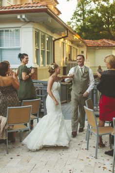 love. marriage. and by george, dancing.   #reception #firstdance #PalmettoRiversideB {courtesy of Concept Photography}