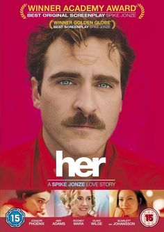 Her [DVD]: Amazon.co.uk: Joaquin Phoenix, Amy Adams, Rooney Mara, Chris Pratt, Scarlett Johansson, Owen Pallett, Hoyte Van Hoytema, Spike Jonze, Megan Ellison: DVD & Blu-ray
