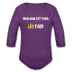 Mon nom est Pard #Léo Pard     #Humour #Prenom