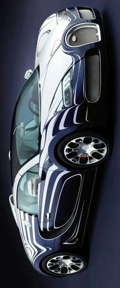 Bugatti Veyron by Levon