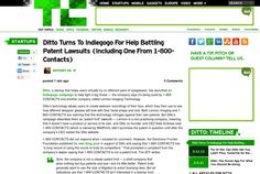 http://techcrunch.com/2013/05/21/ditto-patent-indiegogo-campaign/ ... | #Indiegogo #fundraising http://igg.me/at/tn5/