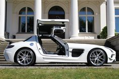 SGA Aerodynamics Mercedes-Benz SLS AMG Black Series , 3 of 4