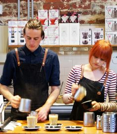 Cargo Crew - Seven Seeds Speciality Coffee - Online Uniform Shop Australia
