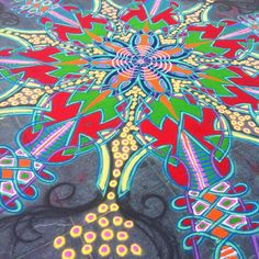 Sand Painting, Sand Art, Over The Years, Street Art, It Is Finished, Kids Rugs, Nyc, Colorful, Facebook