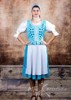 Šariš, Slovakia Sari, Summer Dresses, Fashion, Summer Sundresses, Moda, Saree, Sundresses, Fasion, Summer Outfit