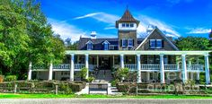 """Magnolia Plantation House"" prints available."
